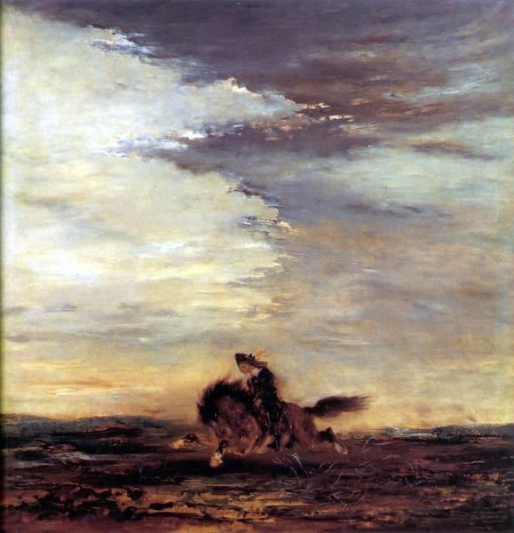 the scottish horseman